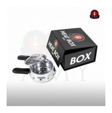AMY Heat Box 004 - Silber