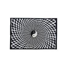 Batik Tuch Yin und Yang - 140 x 220 cm