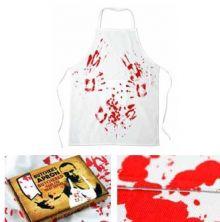 Blutige Schlachter Kochschürze