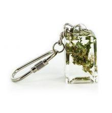 Schlüsselanhänger Weed / Bud / Hanf