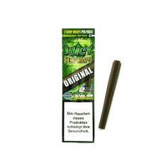 2 x Juicy Hemp Wraps Original - Natural