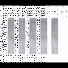 5 x IMIST Meshstreifen 100 NiCr80/20 MTL