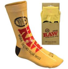 RAW Socks Brown, Unisex