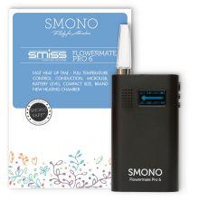 Smono Flowermate Pro 6 Vaporizer schwarz