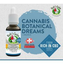Merlin's Garden - Botanical Dreams + Orange Liquid 10ml, mit CBD