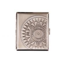 Zigarettenetui Kompass gun 18er