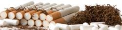 Tabak und Zubehör